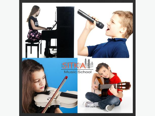Piano, Singing, Fiddle, and Guitar Lessons that are Upbeat and Fun!