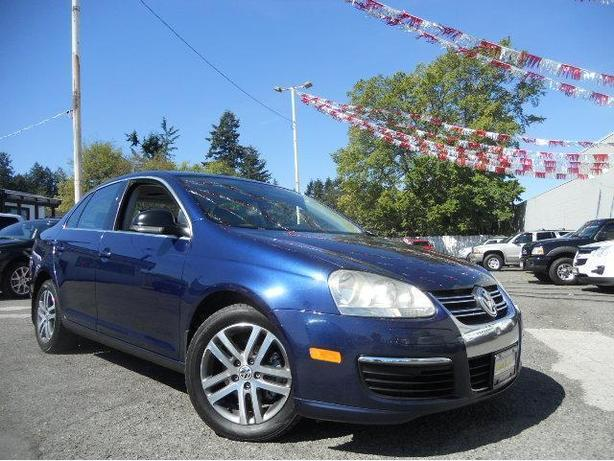 2006 Volkswagen Jetta! LOADED!