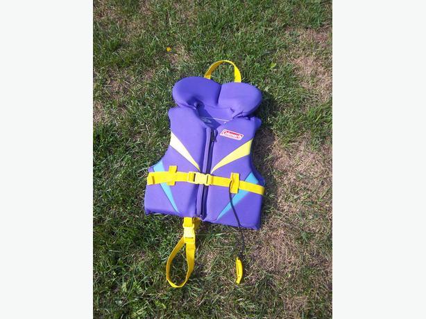 """Coleman"" Neoprene life jacket"