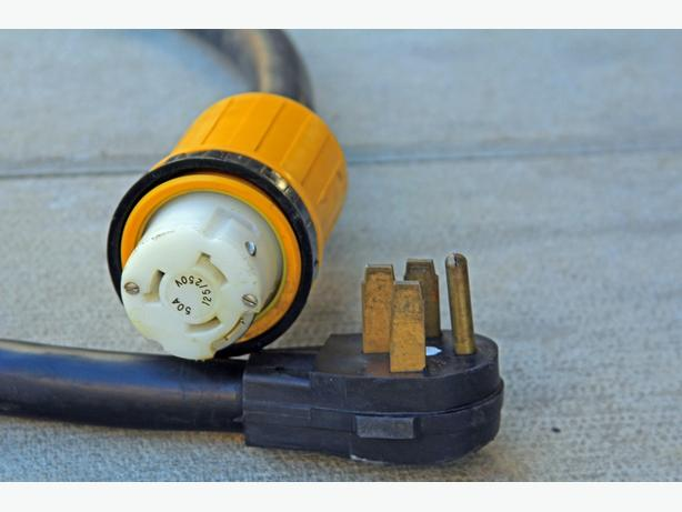 50 Amp 26 ft. Cable