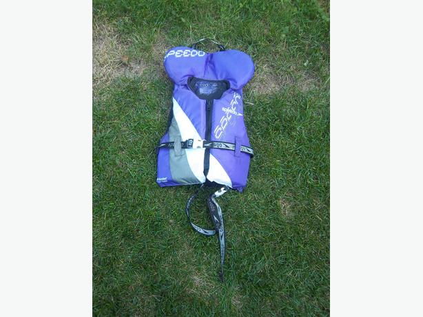 Speedo Life jacket size 60 to 90 lbs