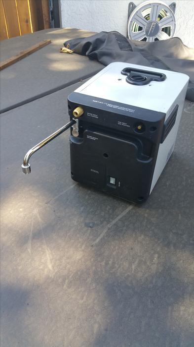 trailwood portable water heater manual