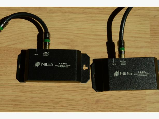 Niles C5-DA Digital Audio Transformers (new price)