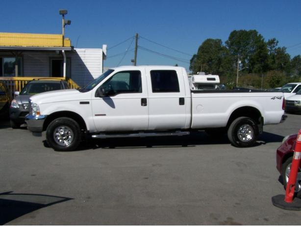 2004 Ford F350 SD XL