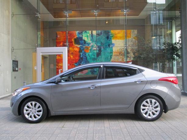 2013 Hyundai Elantra GL - ON SALE! - 29,*** KM! - LOCAL! - NO ACCIDENTS!