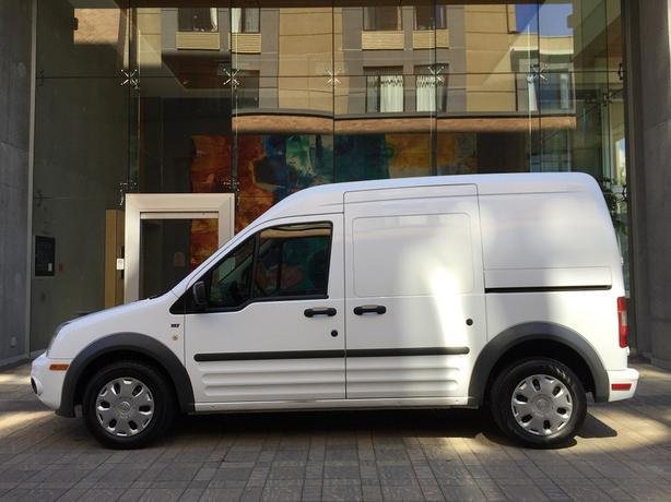 2010 ford transit connect xlt cargo van on sale no accidents outside cowichan valley cowichan. Black Bedroom Furniture Sets. Home Design Ideas
