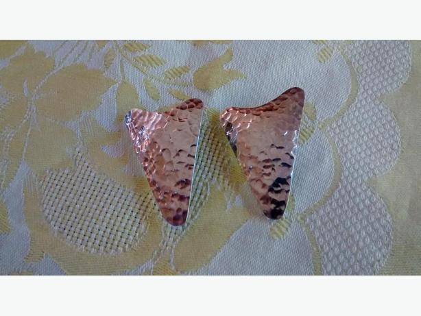 Sterling Clip-On Earrings