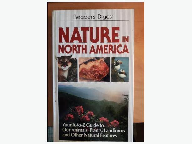 Nature in North America A-to-Z Guide