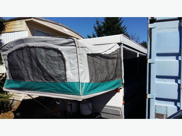 Jayco Tent Trailer North Nanaimo Parksville Qualicum Beach