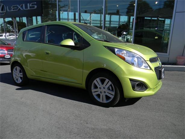 2013 Chevrolet Spark 1LT Auto NO ACCIDENTS LOCAL VICTORIA ONE OWNER