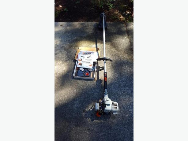 Echo SRM-210 gas weedeater plus blade