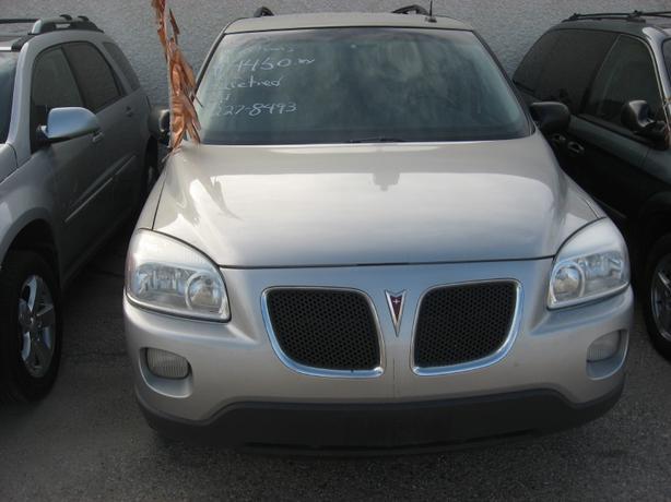 2005 Pontiac Montana SV6 Safetied  213 Km's