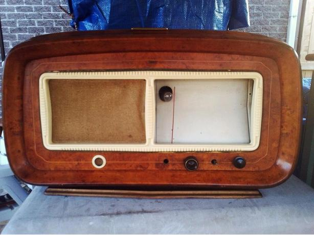 Vintage CGE RADIO/Record Player