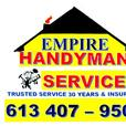 EmpireTrade Services -**Dryer Vent Cleaning starting at $49.95**