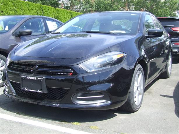 2015 Dodge Dart SXT Back-up camera, SiriusXM satellite radio,