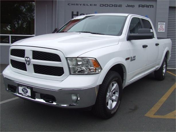 2015 Ram 1500 SLT Outdoorsman Like New!