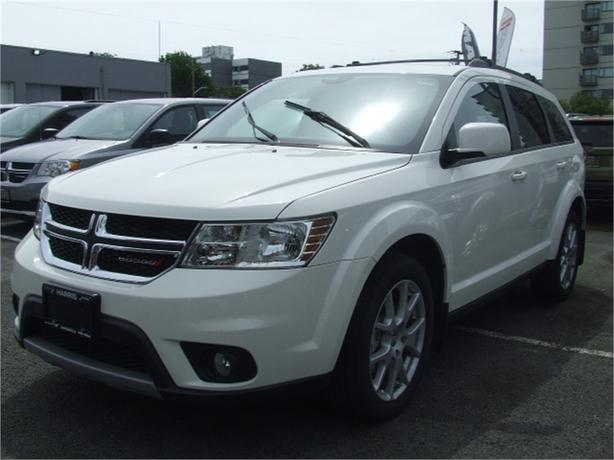2015 Dodge Journey SXT Rear Seat Video!