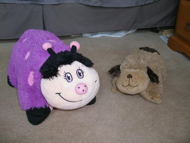 Pillow pets - 2 for only $10