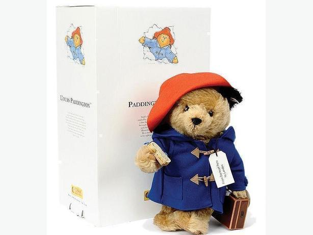 2003 Limited Edition Steiff Paddington Bear