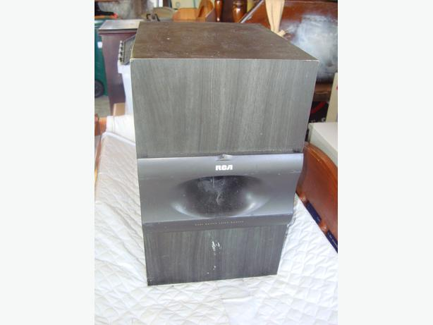 Like New RCA Subwoofer RT2250 - $20