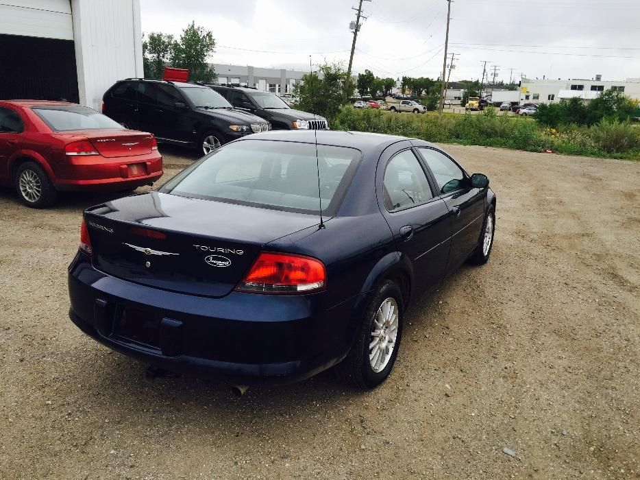 Low Kilos 2005 Chrysler Sebring Touring Central Regina Regina