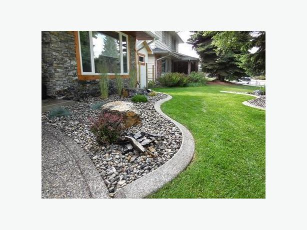LANDSCAPING AND CONCRETE SERVICES BUSINESS