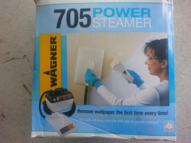 Wagner 705 Power Steamer Wallpaper Remover