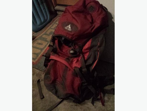 vaude hiking back pack