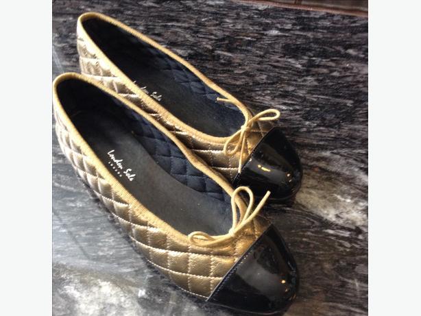 """London Sole """"Henrietta"""" Ballet Flats"""