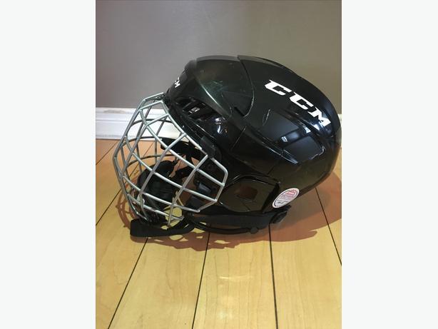 New CCM Helmet