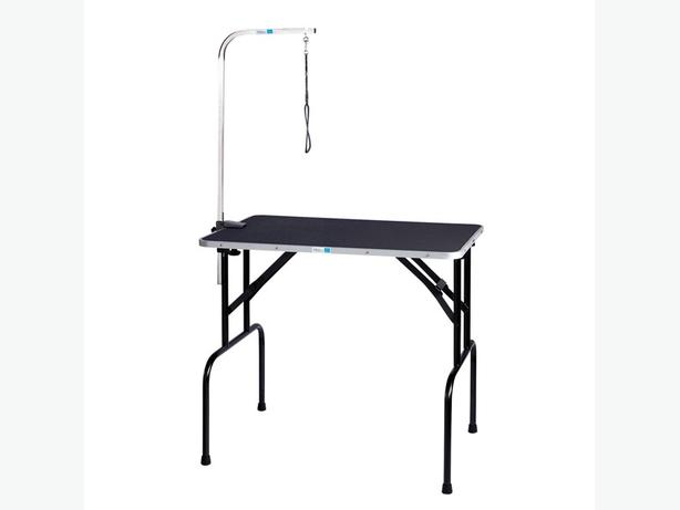 Professional folding dog grooming table