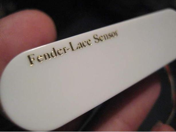I'm looking for Fender lace sensor gold wanted