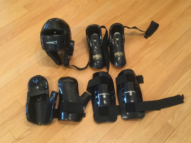 Martial Arts Protective Gear