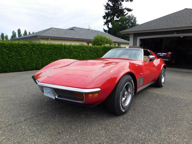 wanted 1968 1972 corvette saanich victoria. Black Bedroom Furniture Sets. Home Design Ideas
