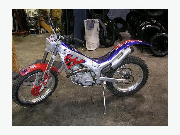 WANTED: Beta Techno Trials Parts