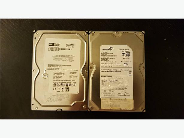 "3.5"" Internal SATA HDD"