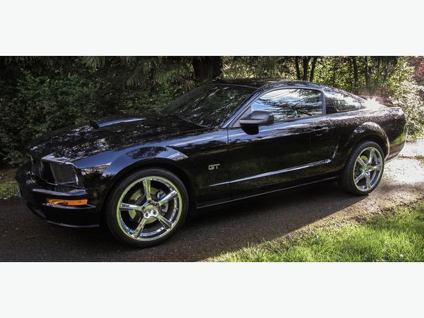 2007 mustang gt low mileage manual saanich victoria. Black Bedroom Furniture Sets. Home Design Ideas