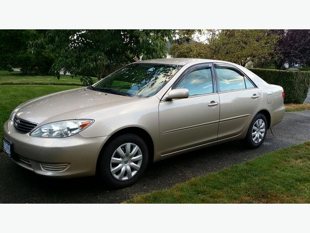 Exceptionally Well Maintained Camry LE for Sale