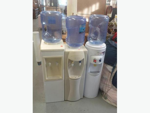 Various Water Coolers