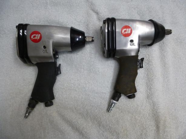 2 campbell hausfeld impact guns