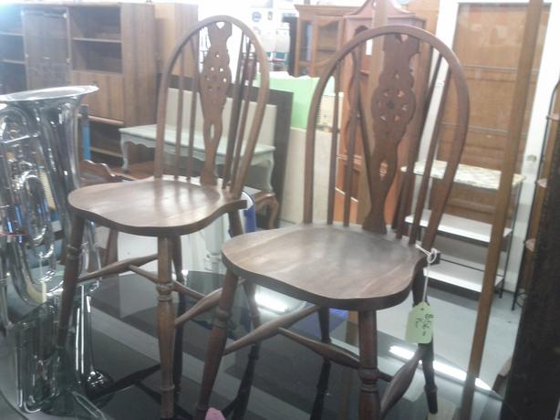 Pair of Vinatge Chairs