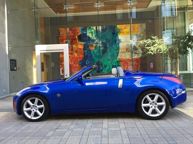 2004 Nissan 350Z Convertible - ON SALE! - FULLY LOADED!