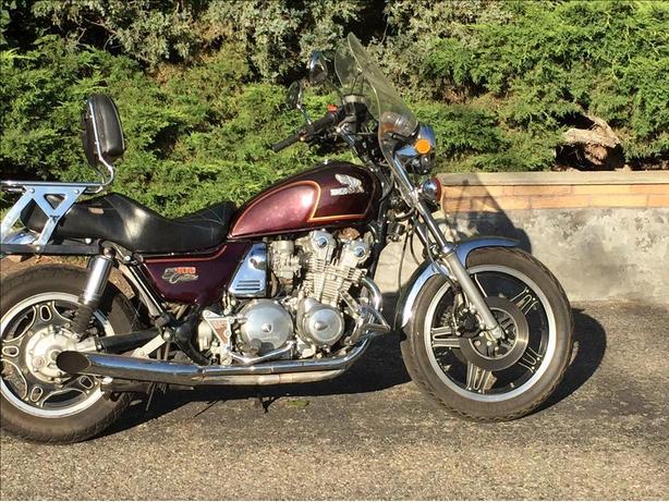 1980 CB Honda 900 Custom