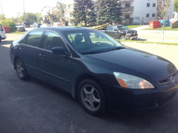 2003 honda accord ex l sedan west regina regina for 2003 honda accord ex sedan