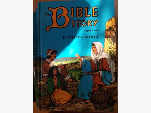 The Bible Story 1954
