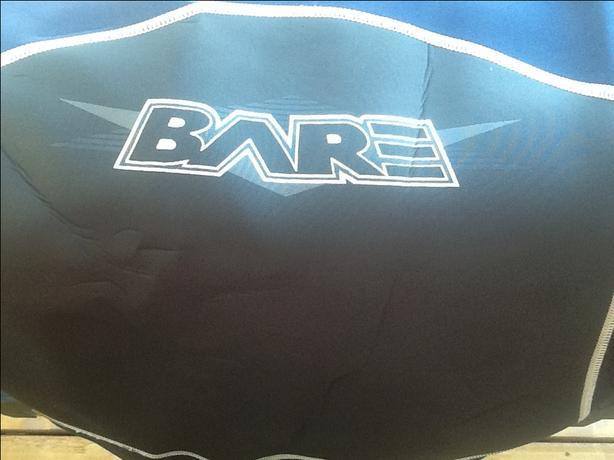 Men's shortie BARE wetsuit