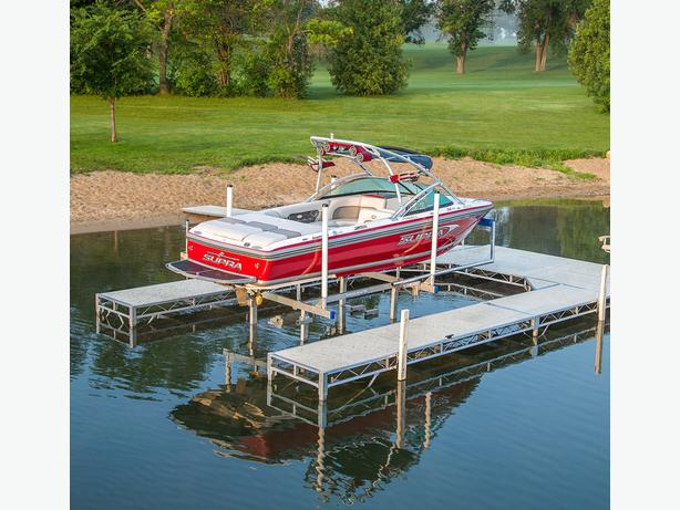 Shoremaster 6,000 LB Power Hydraulic Boat Lift