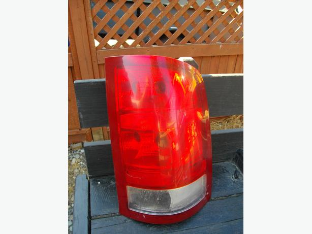 2008 chev, GMC.. right tail light