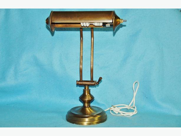 Vintage Piano Lamp or Desk Lamp from the 80's