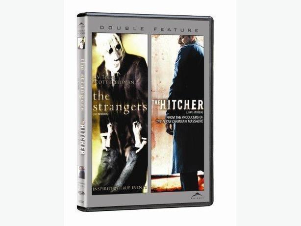 DOUBLE FEATURE DVD - The Strangers / The Hitcher